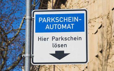 Was ist eine Parkraumbewirtschaftungszone?